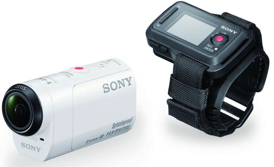 sony action cam how to use