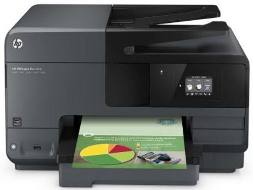 HP OfficeJet Pro 8610 Wireless All-in-One Color Inkjet Printer