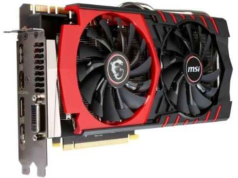 MSI GTX 980 Gaming Graphics Card