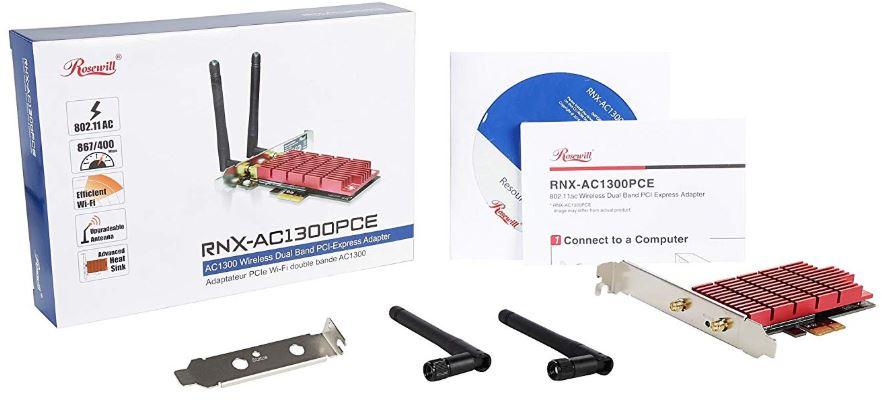 Rosewill AC1300 WiFi Adapter
