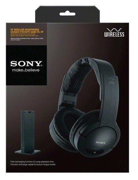 Sony MDRRF985RK Wireless RF Headphones