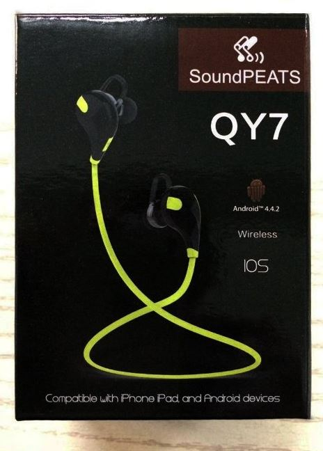 Soundpeats Soundbeats QCY Qy7