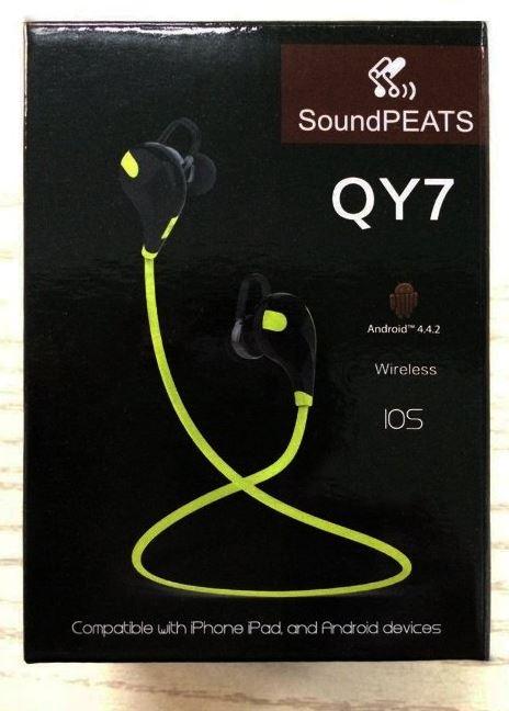 Soundpeats Soundbeats QCY Qy7