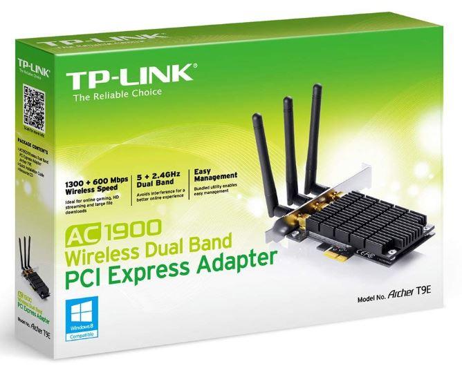 TP-Link Archer T9E AC1900