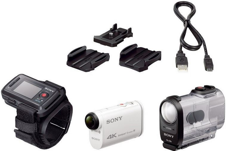 Sony FDR X1000 4K Action Cam