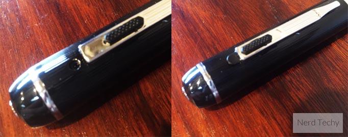 Pen Recorder Pro HD500 1080P Extreme Spy Pen Camera