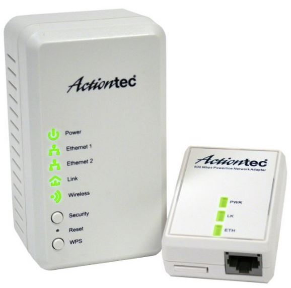 Actiontec PE500WLS