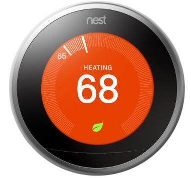 Nest Learning Thermostat 3rd Generation