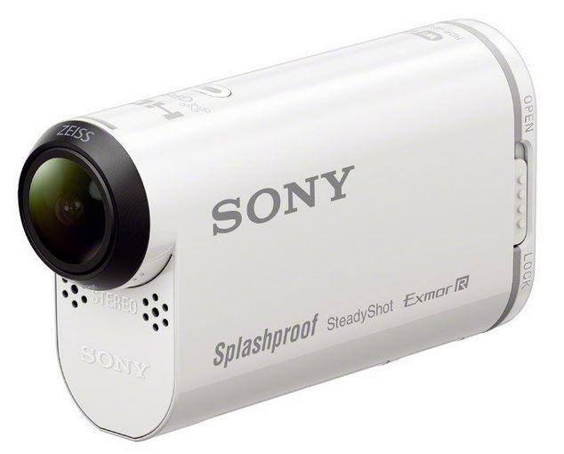 Sony HDR-AS200V-W Action Cam