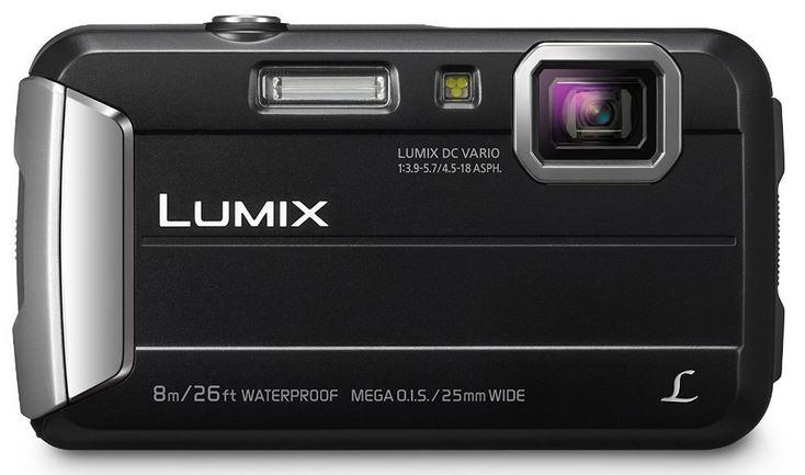 Panasonic DMC-TS30A LUMIX Active Lifestyle Tough Camera