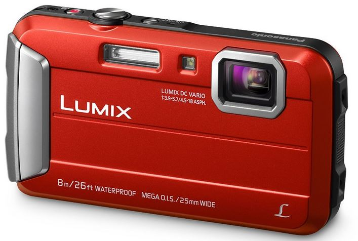 Panasonic DMC-TS30A LUMIX Active Lifestyle Tough Camera