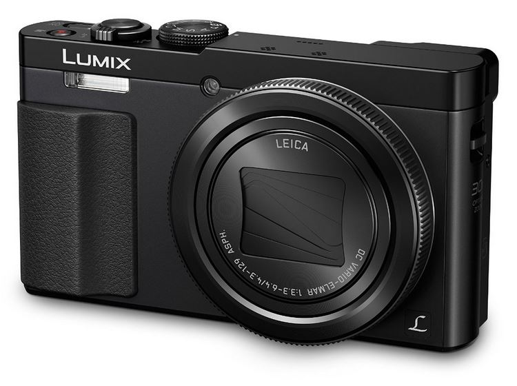 Panasonic DMC-ZS50K LUMIX 30X Travel Camera