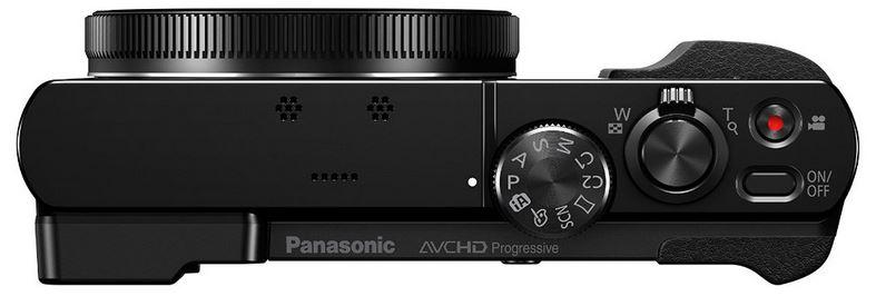 Panasonic DMC-ZS50K LUMIX 30X Travel Camera