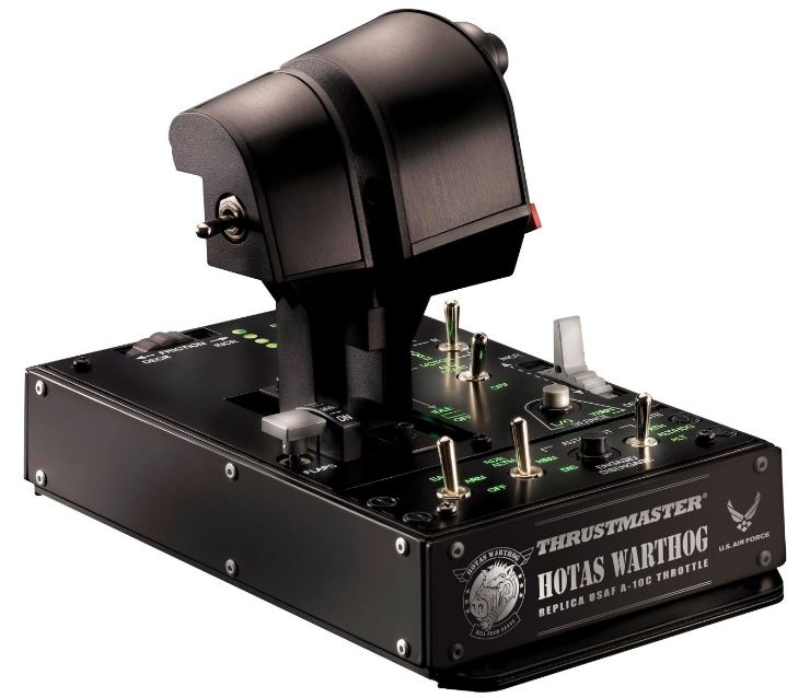 Thrustmaster VG Hotas Warthog Dual Throttles and Control Panel