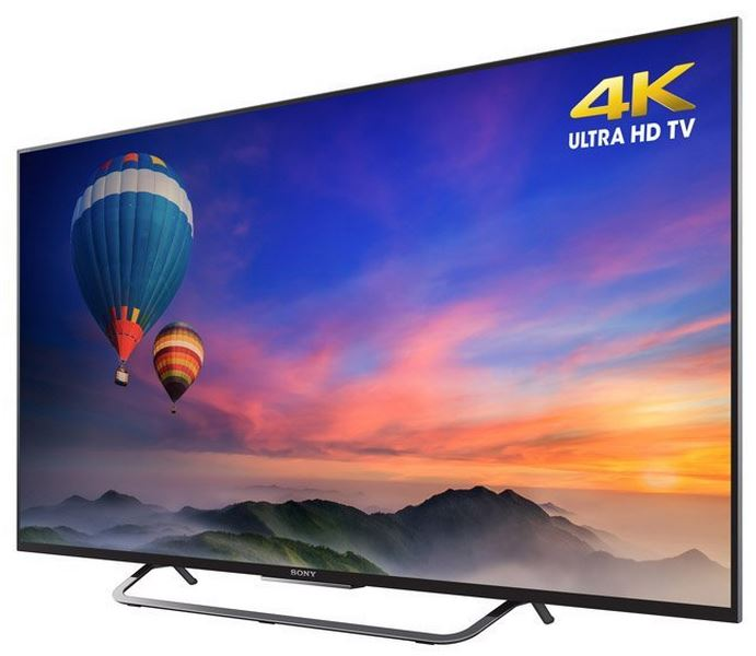 Sony XBR43X830C 43 AND 49 inch 4K Smart LED TV
