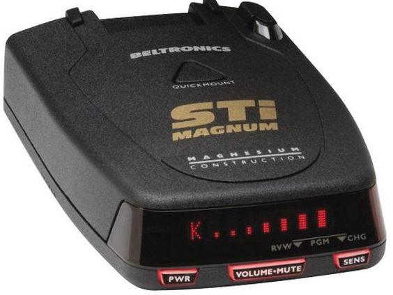 Beltronics 0150000-E STi Magnum Radar Detector