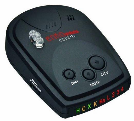enKo Products Car Radar Laser Detector