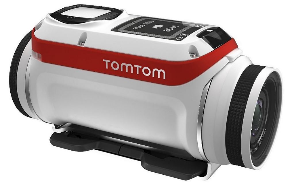 TomTom Bandit GPS Enabled Action Camera