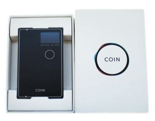 coin smart card device