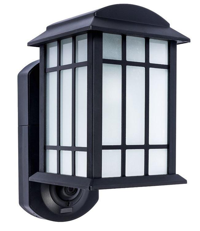 KUNA Integrated Smart Home Security Light