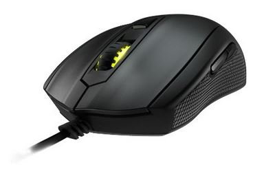Mionix Castor Ergonomic Optical Gaming Mouse MNX-01-25001-G