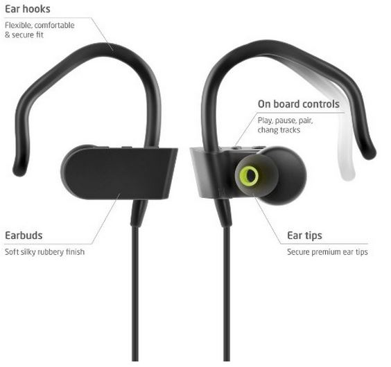 photive ph bte70 wireless bluetooth earbuds review. Black Bedroom Furniture Sets. Home Design Ideas