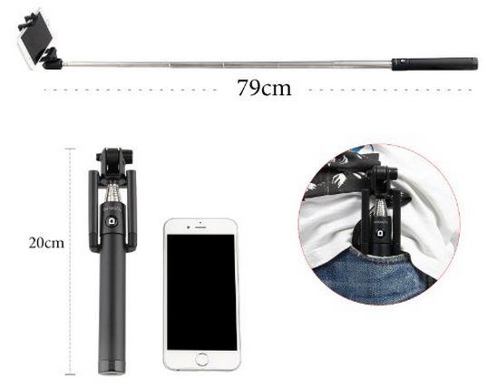 SelfieGo QuickSnap MP-B2
