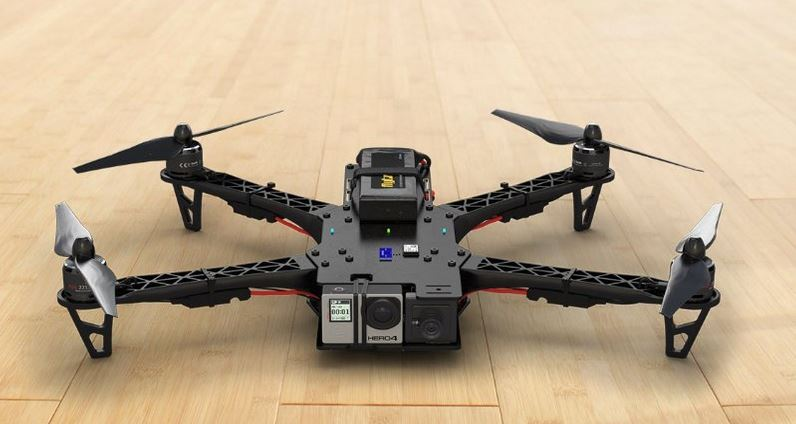 Flytrex Sky Internet Drone