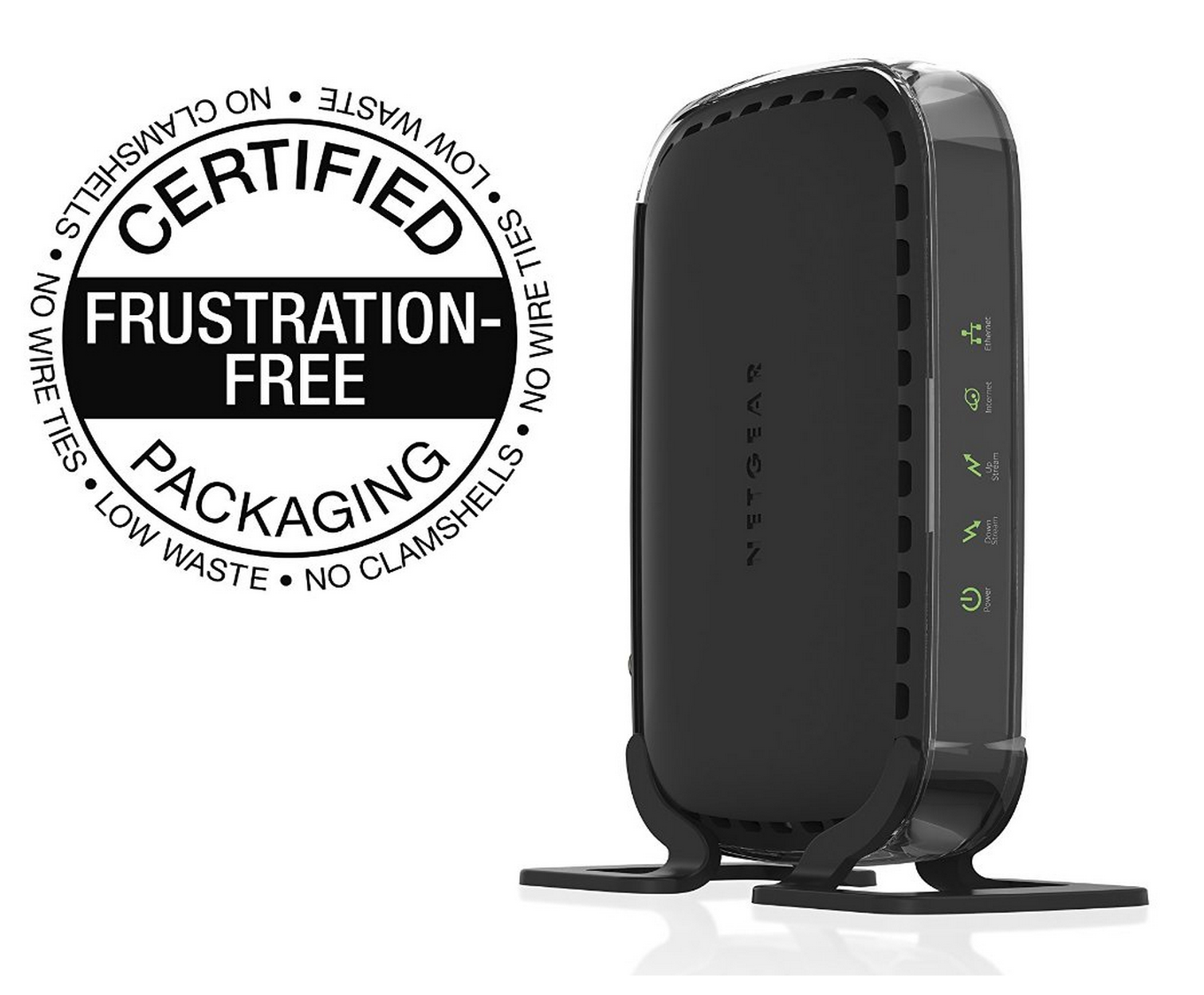 Netgear High Speed DOCSIS 3.0 Cable Modem (CM400-1AZNAS)