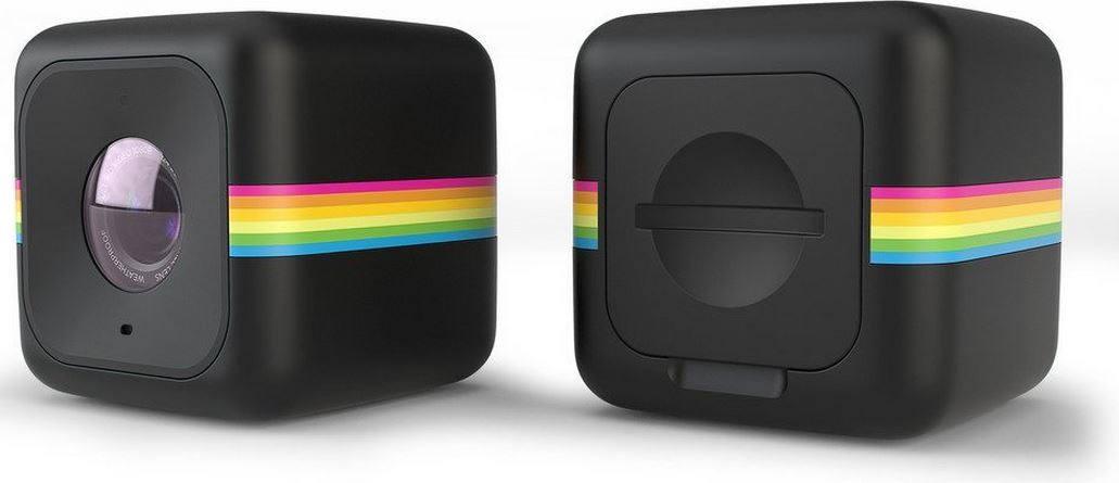 Polaroid Cube Plus Mini Lifestyle Action Camera