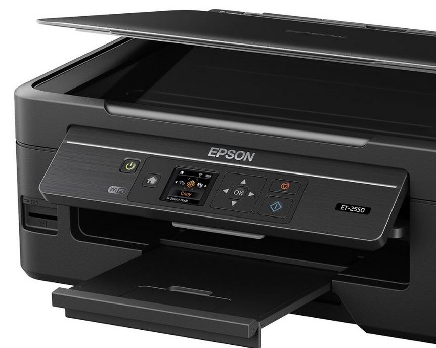 epson expression et 2550 ecotank wireless color all in one supertank printer review. Black Bedroom Furniture Sets. Home Design Ideas