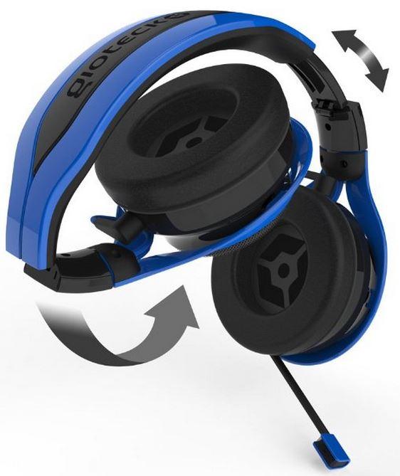 Gioteck FL-300 Wireless Stereo Headset