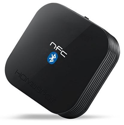 HomeSpot NFC-Enabled Bluetooth Audio Receiver