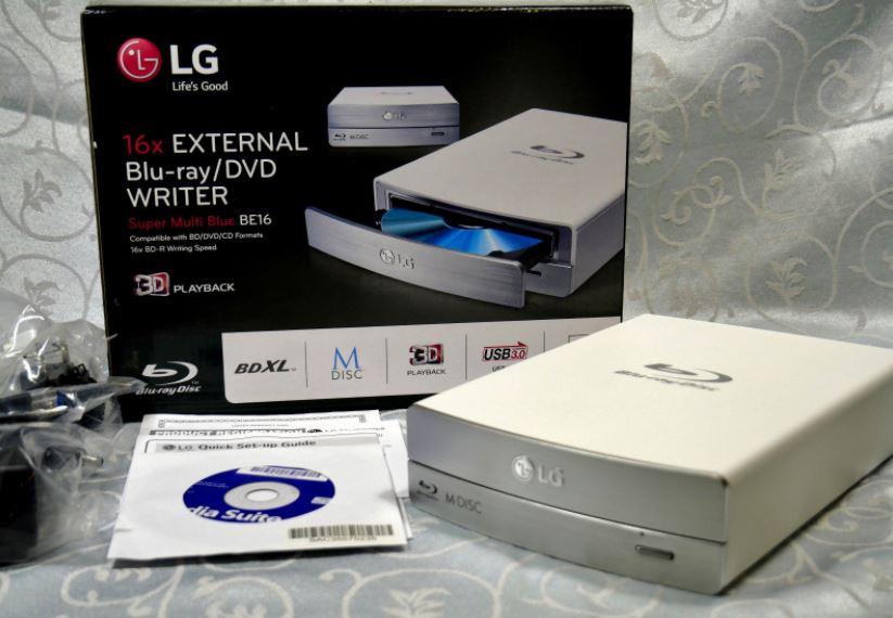 LG BE16NU50