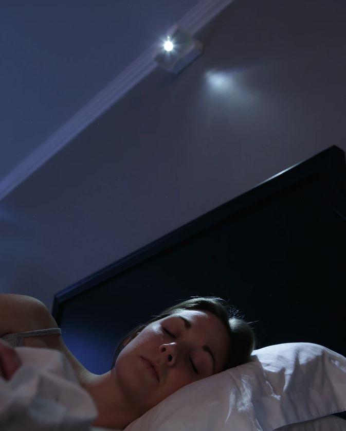 Lucera Labs Wake Modern Alarm Clock
