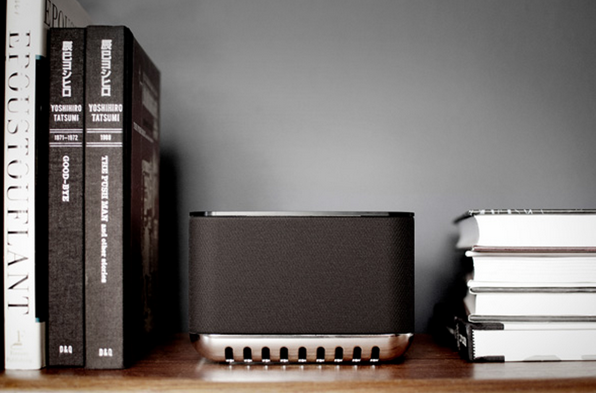 Mass Fidelity: Core Hi-Fi Wireless Speaker System
