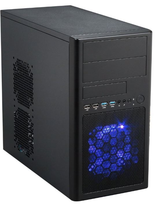 Rosewill Micro-ATX Mini Tower Computer Case