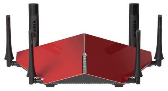 D-Link AC3200 Ultra Tri-Band Wi-Fi Router DIR-890L-R