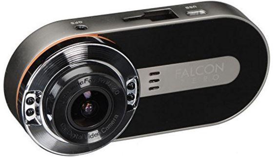 FalconZero F170HD+ GPS DashCam