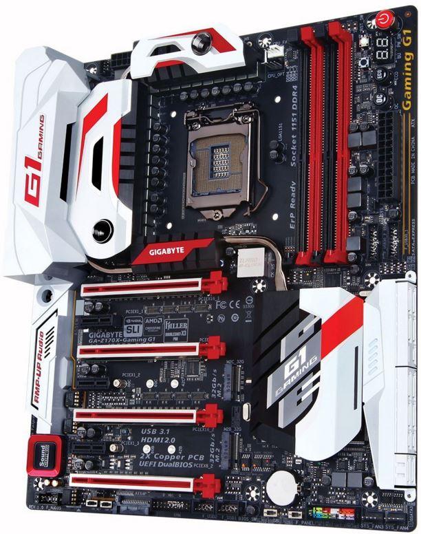 Gigabyte GA-Z170X-GAMING G1 Motherboard