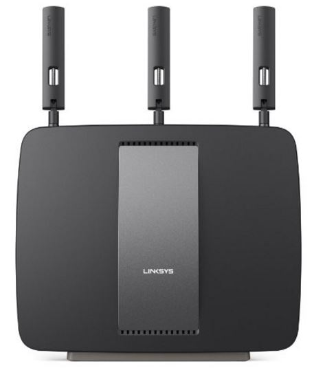Linksys AC3200 Tri-Band Smart Wi-Fi Router EA9200-4A