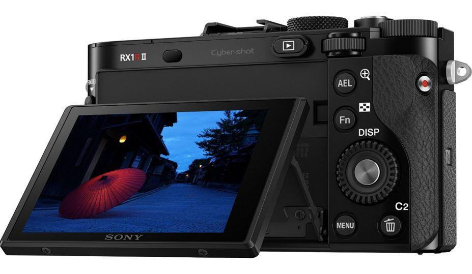 Sony Cyber-Shot DSC-RX1RM2 screen