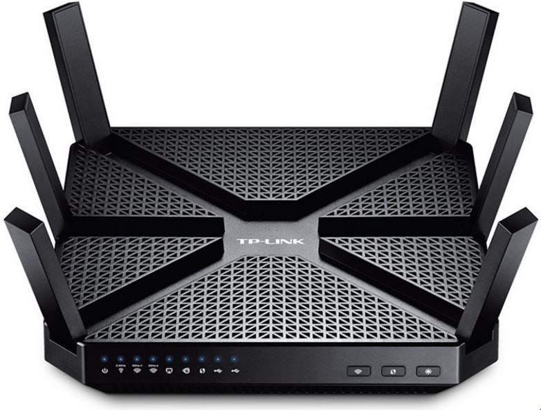 TP-LINK AC3200 Tri-Band Wireless Gigabit Wi-Fi Router - Archer C3200