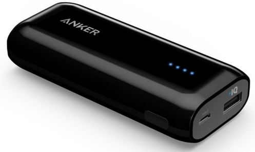 Anker Astro E1 5200mAh Ultra Compact Portable Charger