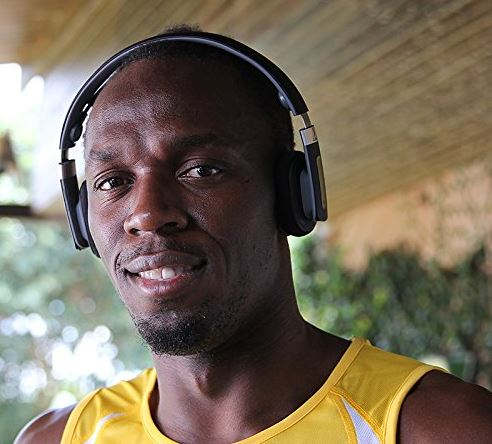 Gibson Trainer usain bolt