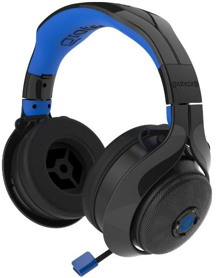 gioteck fl 400 wireless bluetooth gaming headset review. Black Bedroom Furniture Sets. Home Design Ideas
