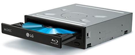 LG WH16NS40 Super Multi Blu-ray Disc Rewriter