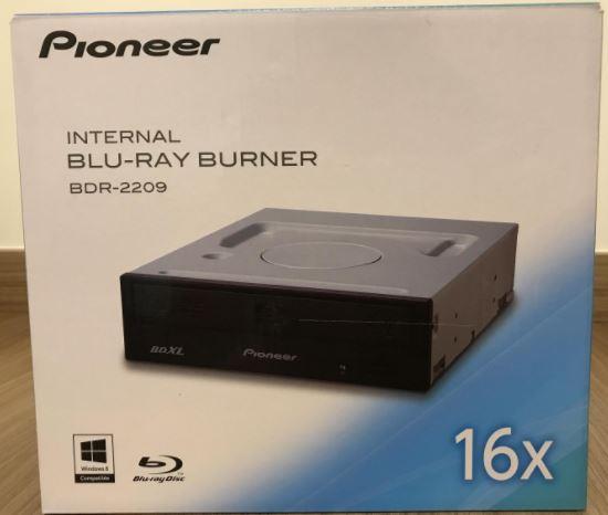 Pioneer BDR-2209