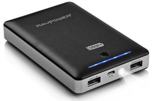 RAVPower Deluxe 16750 mAh Power Bank