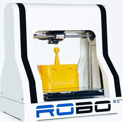 ROBO 3D R1 Plus Fully Assembled 3D Printer